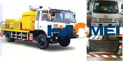 Performance Features of Concrete Pump